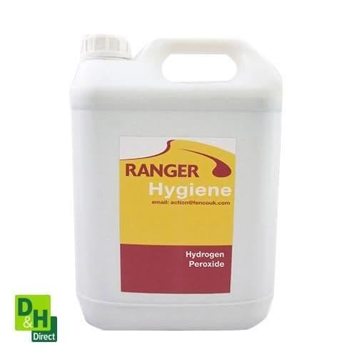 Vetset hydrogen peroxide 2ltr
